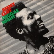 JIMMY CLIFF - Reggae night