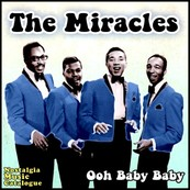 SMOKEY ROBINSON - SMOKEY ROBINSON & THE MIRACLES - OOO BABY BABY