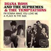 THE TEMPTATIONS/DIANA ROSS - I'M GONNA MAKE YOU LOVE ME