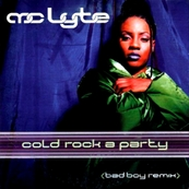 MC LYTE - Rock The Party