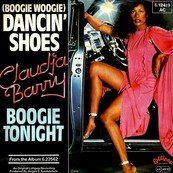 CLAUDJA BARRY - BOOGIE WOOGIE DANCIN 'SHOES