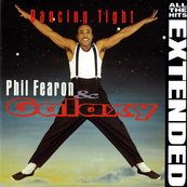 PHIL FEARON & THE GALAXY - Dancing tight