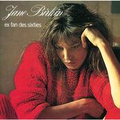 JANE BIRKIN - EX FAN DES SIXTIES