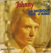 JOHNNY HALLYDAY - LA MUSIQUE QUE J'AIME