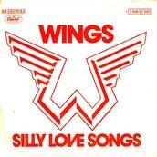 WINGS - PAUL MC CARTNEY - SILLY LOVE SONGS