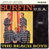 THE BEACH BOYS - SURFIN USA