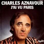 CHARLES AZNAVOUR - J'AI VU PARIS