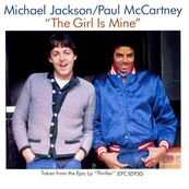 MICHAEL JACKSON - PAUL MC CARTNEY - The girl is mine
