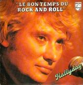 JOHNNY HALLYDAY - LE BON TEMPS DU ROCK'N'ROLL