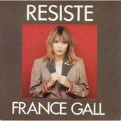 FRANCE GALL - Resiste
