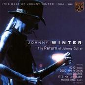 JOHNNY WINTER - JOHNNY GUITAR