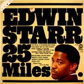 EDWIN STARR - TWENTY-FIVE MILES