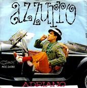 ADRIANO CELENTANO - Azzuro