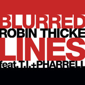 NMA-T.I - PHARRELL WILLIAMS - ROBIN THICKE-Blurred Lines