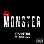 NMA-RIHANNA - EMINEM-The Monster