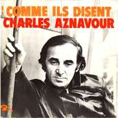 WEEK END IDOLES - ITW AZNAVOUR 1