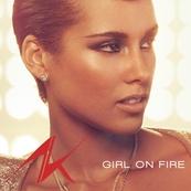 NRJ-ALICIA KEYS - NICKI MINAJ-Girl On Fire