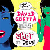 NRJ-DAVID GUETTA-Shot Me Down