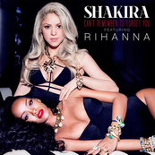 NRJ-SHAKIRA - RIHANNA-Can't Remember To Forget You