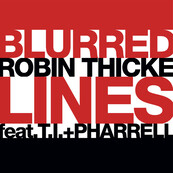 NRJ-ROBIN THICKE - PHARRELL-Blurred Lines