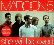 NRJ-MAROON 5-She will be loved