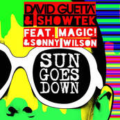 NRJ-DAVID GUETTA SHOWTEK ET MAGIC-Sun Goes Down (Radio Edit)