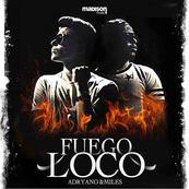 NRJ-MISTER ADRYANO-Fuego Loco