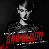 NRJ-TAYLOR SWIFT - KENDRICK LAMAR-Bad Blood
