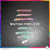 NRJ-AVICII-Waiting For Love