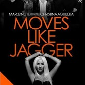 NRJ-MAROON 5 - CHRISTINA AGUI-Moves Like Jagger
