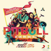 NRJ-PITBULL - JENNIFER LOPEZ-We Are One (Ole Ola)
