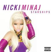 NRJ-NICKI MINAJ-Starships