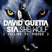 NRJ-DAVID GUETTA - SIA-She Wolf (Falling To Pieces)