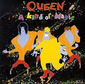 Chérie FM-QUEEN-A KIND OF MAGIC