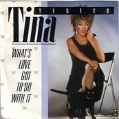 Chérie FM-TINA TURNER-WHAT'S LOVE GOT TO DO WITH IT