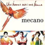 Chérie FM-MECANO-UNE FEMME AVEC UNE FEMME