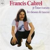 Chérie FM-FRANCIS CABREL-JE L'AIME A MOURIR