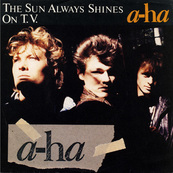 Chérie FM-A_HA-THE SUN ALWAYS SHINES ON TV