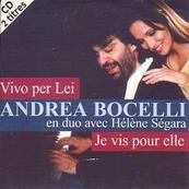 Chérie FM-ANDREA BOCELLI-VIVO PER LEI