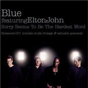 Chérie FM-BLUE & ELTON JOHN-SORRY SEEMS TO BE THE HARDEST WORD