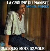 Chérie FM-MICHEL BERGER-QUELQUES MOTS D'AMOUR