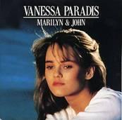 Chérie FM-VANESSA PARADIS-MARYLIN & JOHN