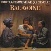 Chérie FM-DANIEL BALAVOINE-POUR LA FEMME VEUVE QUI S'EVEILLE
