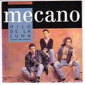 Chérie FM-MECANO-HIJO DE LA LUNA