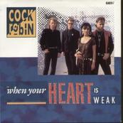 Chérie FM-COCK ROBIN-WHEN YOUR HEART IS WEEK