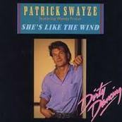 Chérie FM-PATRICK SWAYZE-SHE'S LIKE THE WIND