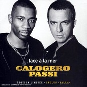 Chrie FM-CALOGERO/PASSI-FACE A LA MER