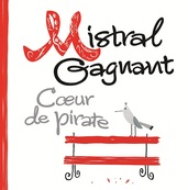 Chérie FM-COEUR DE PIRATE-MISTRAL GAGNANT