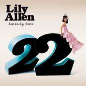 Chérie FM-LILY ALLEN / OURS-TWENTY TWO (VINGT DEUX)