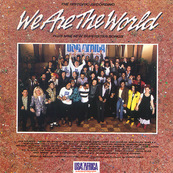 Chérie FM-USA FOR AFRICA-WE ARE THE WORLD